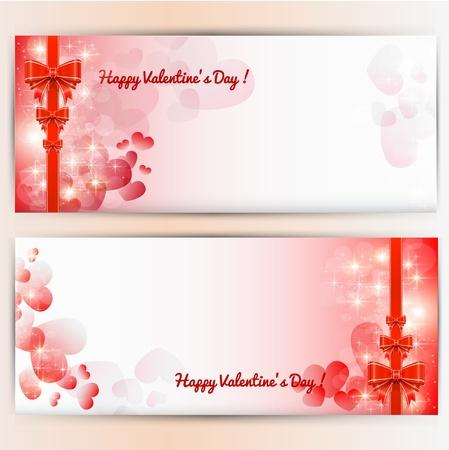 Valentine s day background Stock Vector - 17450865