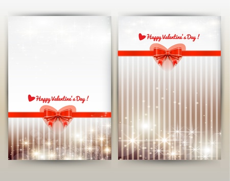 Valentine s day background   Stock Vector - 17450852