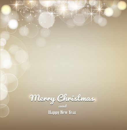 Christmas elements for christmas and New Year holidays Vector