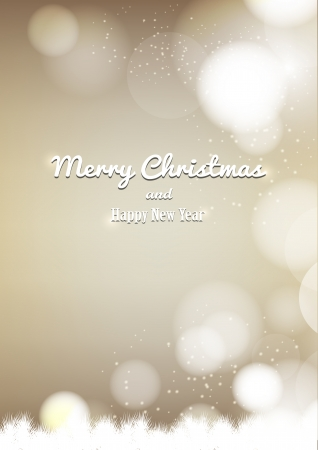 Christmas elements for christmas and New Year holidays