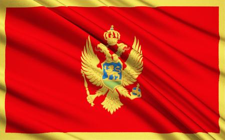 몬테네그로의 국기는 몬테네그로 정부의 제안에 따라 2004 년 7 월 13 일 국영 날에 공식적으로 채택되었습니다. 그것은 2007 년 10 월 22 일에 헌법 선포와  스톡 콘텐츠