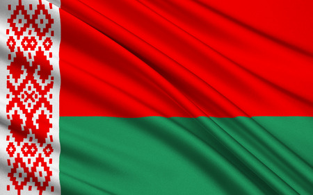 adapted: Flag of Belarus - introduced in 2012 by the State Committee for Standardization of the Republic of Belarus, and is adapted from a design approved in a referendum in May 1995.