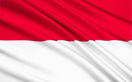 national flag indonesian flag: The national flag of Indonesia, which is known as Sang Saka Merah-Putih was introduced and hoisted in public at the Indonesian Independence Day ceremony, on 17 August 1945. The design of the flag has remained the same ever since.