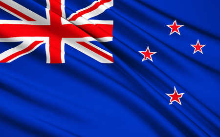 cross ties: National flag of New Zealand. The Union Flag recalls New Zealands colonial ties to Britain and the stars represent the constellation of Crux, the Southern Cross
