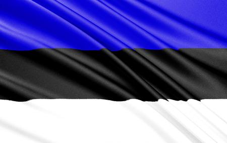 estonia: The National Flag of Estonia