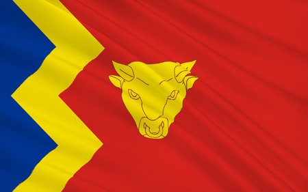 midlands: Flag City of Birmingham is a city and metropolitan borough in the West Midlands, England.