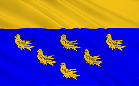west sussex: Flag of West Sussex is a county in the south of England