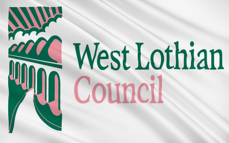 english west country: Flag of West Lothian is one of the 32 council areas of Scotland, and a historic county, which was also known as Linlithgowshire