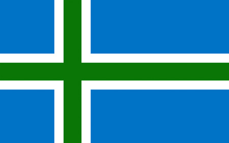 local government: Flag of Highland is a council area in the Scottish Highlands and is the largest local government area in the United Kingdom