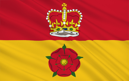 hants: Flag of Hampshire is a county on the southern coast of England in the United Kingdom.