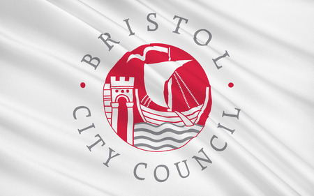 south west england: Flag of Bristol is a city, unitary authority and county in South West England