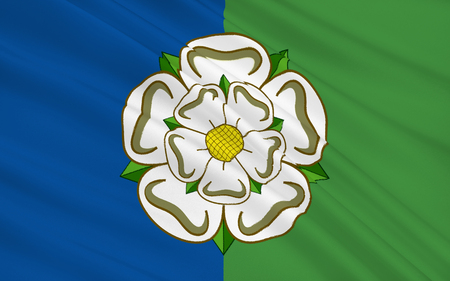 yorkshire and humber: Flag of East Riding of Yorkshire, or simply East Yorkshire, is a ceremonial county of England