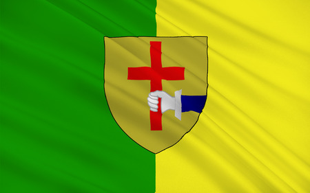 pledge of allegiance: Flag of County Donegal is a county in Ireland. It is part of the Border Region and is in the province of Ulster.