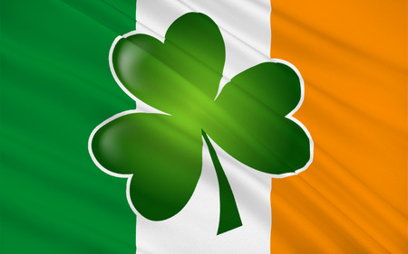 republic of ireland: Flag of Ireland, also known as the Republic of Ireland, is a sovereign state in north-western Europe occupying about five-sixths of the island of Ireland.