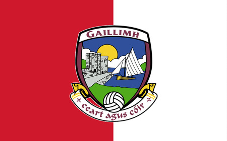 pledge of allegiance: Flag of County Galway is a county in the West of Ireland in the province of Connacht. It is named after the city of Galway. Galway County Council is the local authority for the county.