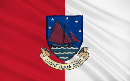irish culture: Flag of County Galway is a county in the West of Ireland in the province of Connacht. It is named after the city of Galway. Galway County Council is the local authority for the county.