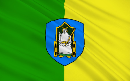 irish culture: Flag of County Meath is a county in Ireland. It is in the province of Leinster and is part of the Mid-East Region. It is named after the historic Kingdom of Meath. Meath County Council is the local authority for the county. Stock Photo
