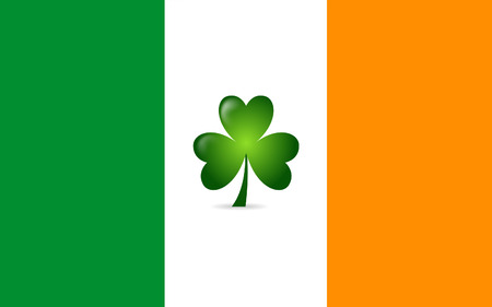 occupying: Flag of Ireland, also known as the Republic of Ireland, is a sovereign state in north-western Europe occupying about five-sixths of the island of Ireland.