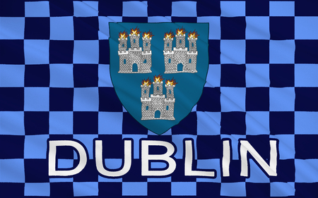 leinster: Flag of Dublin is the capital and largest city of Ireland. Dublin is in the province of Leinster on Irelands east coast, at the mouth of the River Liffey