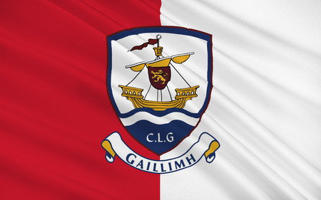 sligo: Flag of County Galway is a county in the West of Ireland in the province of Connacht. It is named after the city of Galway. Galway County Council is the local authority for the county.
