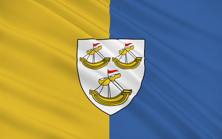 Flag of County Clare is a county in Ireland, in the Mid-West Region and the province of Munster. Clare County Council is the local authority.