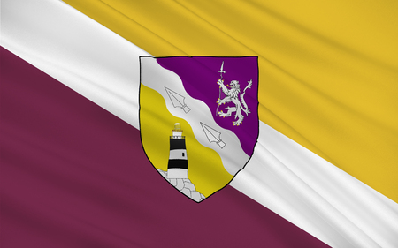 leinster: Flag of County Wexford is a county in Ireland. It is in the province of Leinster and is part of the South-East Region.