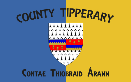 local government: Flag of County Tipperary is a county in Ireland. Tipperary County Council is the local government authority for the county.