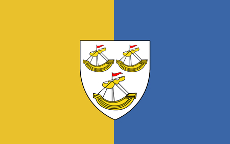 irish culture: Flag of County Clare is a county in Ireland, in the Mid-West Region and the province of Munster. Clare County Council is the local authority.