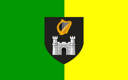 irish culture: Flag of County Kerry is a county in Ireland. It is located in the South-West Region and is also part of the province of Munster. Kerry County Council is the local authority for the county and Tralee serves as the county town.