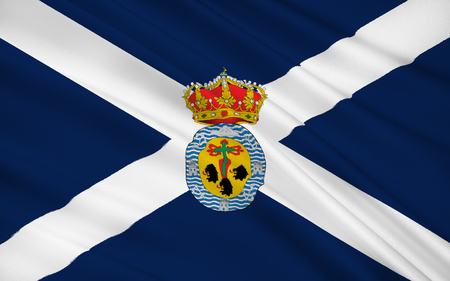 canary: Flag of Santa Cruz de Tenerife is a province of Spain, consisting of the western part of the autonomous community of the Canary Islands.