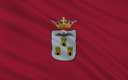 castilla: Flag of Albacete is a city and municipality Spanish of the autonomous community of Castile-La Mancha, capital of the homonymous province.