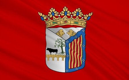 northwestern: Flag of Salamanca is a city in northwestern Spain that is the capital of the Province of Salamanca in the community of Castile and Leon.