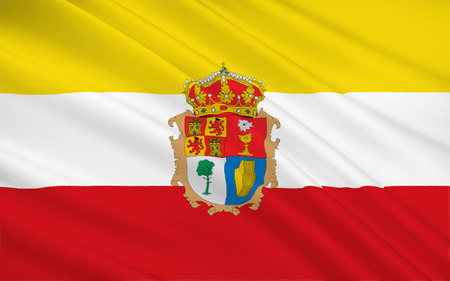 castilla: Flag of Cuenca is a province of central Spain, in the eastern part of the autonomous community of Castile�La Mancha.