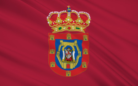 municipality: Flag of Ciudad Real (Royal City) is a city in Castile?La Mancha, Spain. It is the capital of the province of Ciudad Real.
