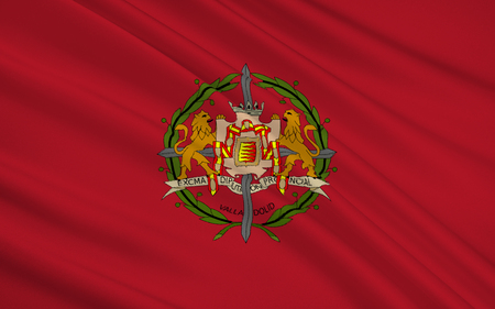 leon: Flag of Valladolid is a province of northwest Spain, in the central part of the autonomous community of Castile and Leon.
