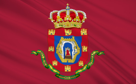 castilla: Flag of Ciudad Real (Royal City) is a city in Castile?La Mancha, Spain. It is the capital of the province of Ciudad Real.