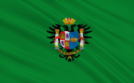 castilla: Flag of Toledo is a province of central Spain, in the western part of the autonomous community of Castile�La Mancha.