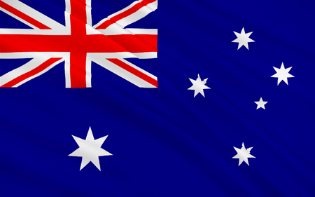 comprising: Flag of Australia officially known as the Commonwealth of Australia, is an Oceanian country comprising the mainland of the Australian continent, the island of Tasmania, and numerous smaller islands.
