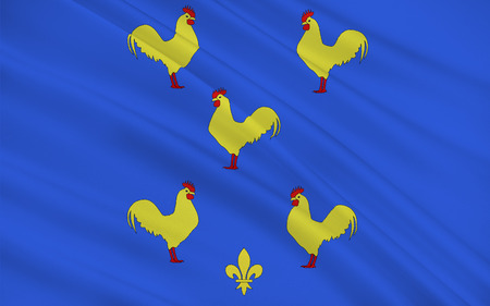 cantal: Flag of Yssingeaux is a commune and sous-pr?feture in the Haute-Loire department in south-central France.