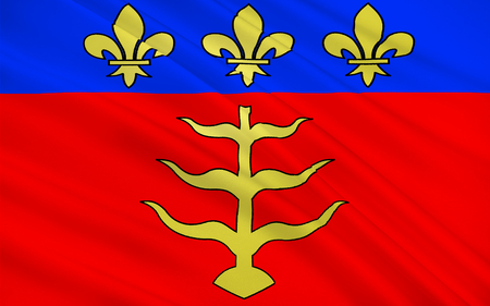 gascony: Flag of Montauban is a commune in the Tarn-et-Garonne department in the Midi-Pyrénées region in southern France