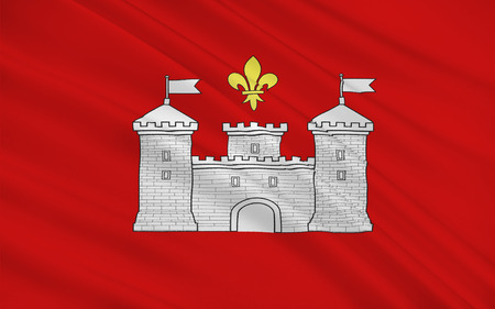 commune: Flag of Perigueux is a commune in the Dordogne department in Aquitaine in southwestern France.