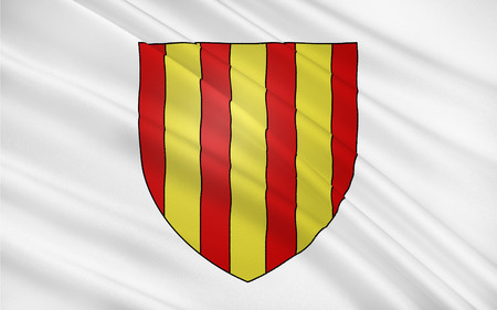 alpes maritimes: Flag of Forcalquier is a commune in the Alpes-de-Haute-Provence department in southeastern France