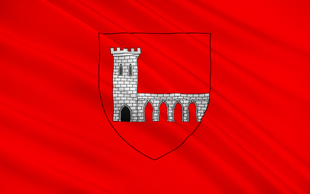 commune: Flag of Pontarlier is a commune and one of the two sub-prefectures of the Doubs department in the Franche-Comte region near the Swiss border in eastern France.