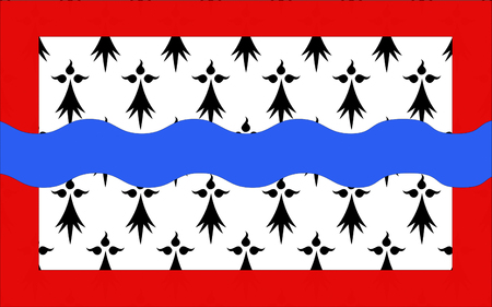 constitute: Flag of Haute-Vienne is a French department named after the Vienne River. It is one of three departments that together constitute the French region of Limousin.