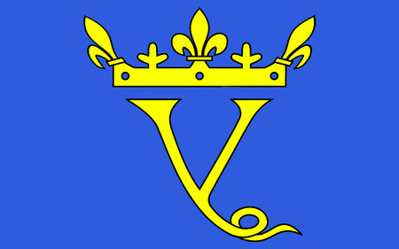 aurillac: Flag of Issoire is a commune in the Puy-de-Dome department in Auvergne in central France.