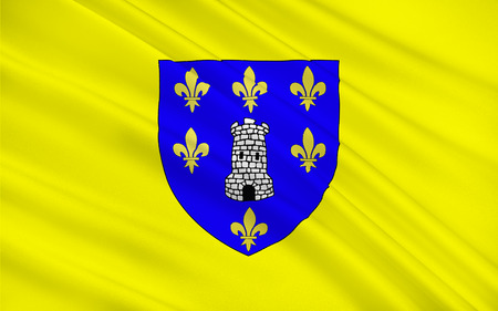 sens: Flag of Sens is a commune in the Yonne department in Bourgogne-Franche-Comte in north-central France
