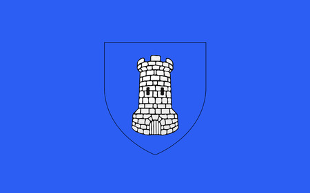 sens: Flag of Avallon is a commune in the Yonne department in Burgundy in central-eastern France.