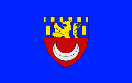 commune: Flag of Vesoul is a commune in the Haute-Saone department in the region of Franche-Comte located in eastern France.