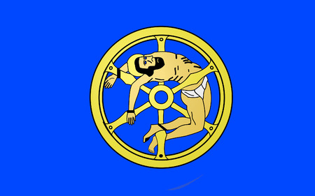 commune: Flag of Molsheim is a commune in the Bas-Rhin department in Alsace-Champagne-Ardenne-Lorraine in north-eastern France.