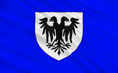 eminence: Flag of Bressuire is a commune in the Deux-Sevres department in France. The town is situated on an eminence overlooking the Dolo, a tributary of the Argenton.